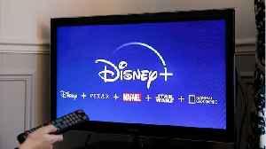 Disney Plus Crashing On Launch Day [Video]