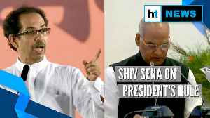 Is 'BJP option' over for Shiv Sena? Watch Uddhav Thackeray's reaction [Video]