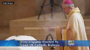 LA's Gómez Elected First Hispanic Elected To Lead US Catholic Bishops [Video]