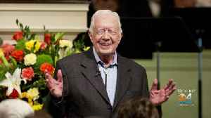 News video: Jimmy Carter Recovering After Brain Surgery