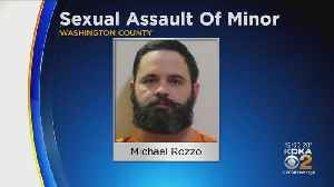 News video: Man Arrested For Sexual Assault Of Minor