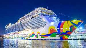 Norwegian Cruise CEO Touts New 'Encore' Vessel [Video]