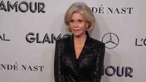 Jane Fonda could get arrested the day before her birthday [Video]