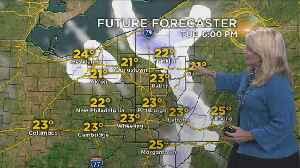 KDKA-TV Afternoon Forecast (11/12) [Video]