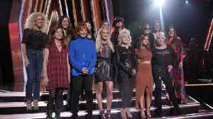 Carrie Underwood, Dolly Parton, Reba McEntire Prep For CMA Awards [Video]