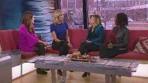 Local Business Leaders Visit WCCO Ahead Of Woman Entrepreneurship Day Minnesota [Video]