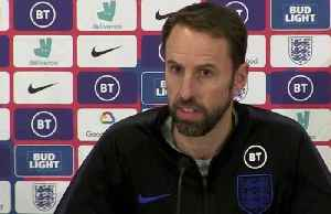 Southgate takes responsibility for dropping Sterling