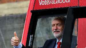 UK Labour Party says it was subject to 'sophisticated and large scale' cyber attack [Video]