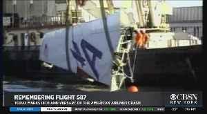 Mayor, Community Mark 18 Years Since Crash Of American Airlines Flight 587 [Video]