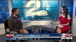Power for Breakfast Dinner [Video]