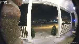 Meteor Shower Over Missouri [Video]
