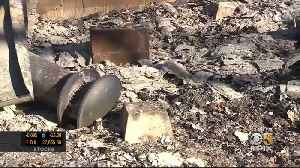 Kincade Fire Clean Up Efforts Continue With Hazardous Waste Sweep [Video]