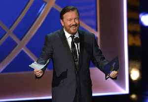 News video: Ricky Gervais Announced as Host for 2020 Golden Globes