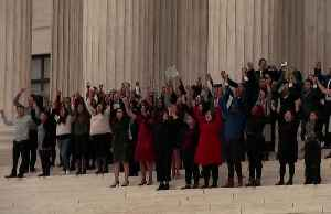 News video: Supreme Court leans toward Trump on ending DACA