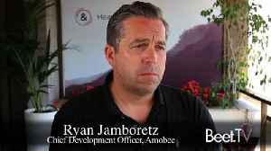 Behind 'Planet V': Amobee's Jamboretz On Powering ITV's VOD Ad Sales [Video]