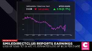 Earnings Roundup: Smile Direct Club and Tilray Report Q3 Earnings [Video]