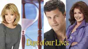 'Days of Our Lives' Cast Released From Contracts | THR News [Video]