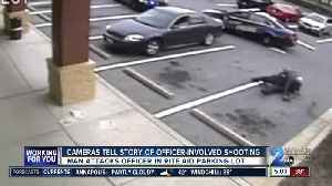 News video: Police release body camera footage of deadly Rite Aid shooting