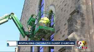 Old Churches getting updates from local entrepreneurs [Video]