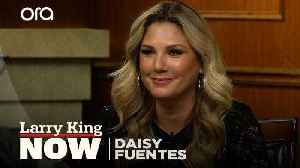 'We're comparing ourselves to something that's not real': Daisy Fuentes on social media [Video]