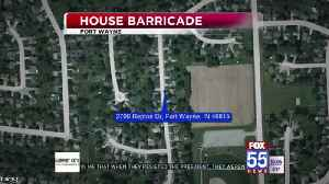 Fort Wayne Police arrest man after barricade situation [Video]