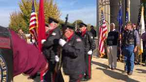 Veterans Day Ceremony [Video]