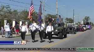 Gulf Coast Veterans Day Parade [Video]