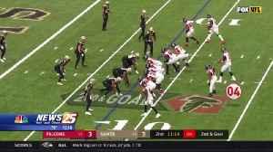 New Orleans Saints vs. Atlanta Falcons [Video]