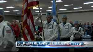 Celebrating Veterans [Video]