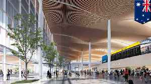 New sustainable international airport planned for Australia [Video]