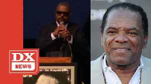 Ice Cube Explains Why 'Last Friday' Hasn't Been Made During John Witherspoon's Funeral [Video]