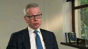 Gove: 'Anti-Semitism permeates Labour from top to bottom' [Video]