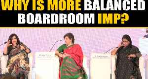 India Banking Conclave- Pink Box: Beyond the Glass Ceiling   OneIndia News [Video]