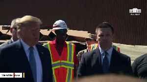 Kushner Wants To Livestream Trump's Border Wall Construction [Video]