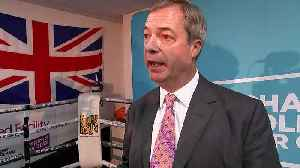 Nigel Farage: Leave vote is being split by the Tories [Video]