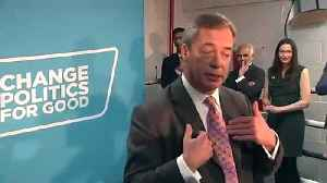 Farage: I'm not for sale [Video]