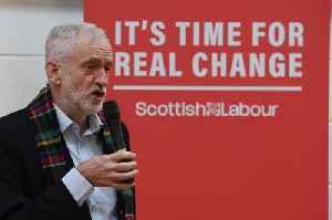 Former Labour MP: Corbyn's al-Baghdadi response shows he's anti-West [Video]