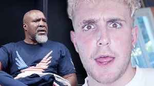 Jake Paul Teases New Boxing Coach After Fight With Shannon Briggs [Video]