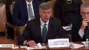 Watch: Jim Jordan Grills Bill Taylor During Impeachment Hearing [Video]