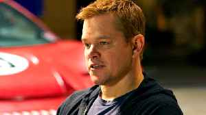 Ford v. Ferrari with Matt Damon - Misfits [Video]
