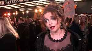 "Helena Bonham Carter ""freaked out"" at role in The Crown [Video]"