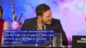 Chris Pratt Auditioned for the Role of Captain America [Video]