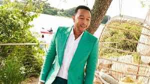 John Legend Named People's 2019 Sexiest Man Alive