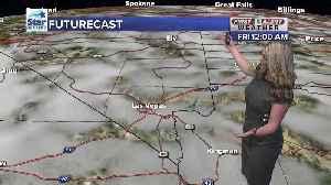 13 First Alert Las Vegas evening forecast | Nov. 12, 2019 [Video]