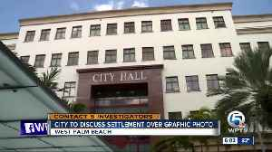 Graphic picture sent to WPB city employee could cost taxpayers $180,000 [Video]