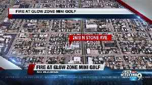 TFD responds to fire at Glow Zone Mini Golf [Video]