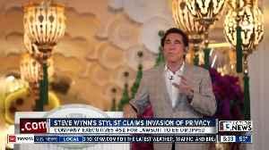 Hearing scheduled for Steve Wynn [Video]