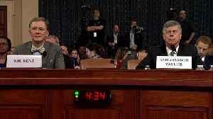Schiff, Nunes spar as public impeachment hearings begin [Video]