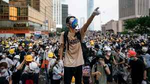 Senators Push To Pass Legislation Supporting Hong Kong Protesters [Video]