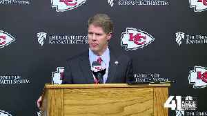 Clark Hunt: Chiefs, QB Patrick Mahomes in contract talks [Video]